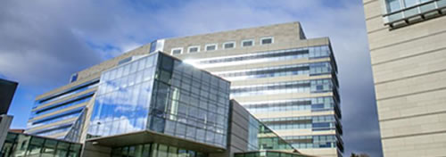 UMass Medical School campus