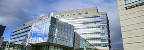 UMass Medical School campus